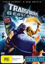 Transformers - Beast Machines: Season 2 - Vol. 1 on DVD