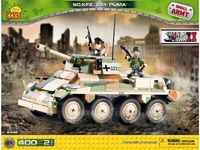 Cobi: World War 2 - SD KFZ 234 PUMA