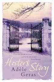 Hester's Story by Adele Geras image