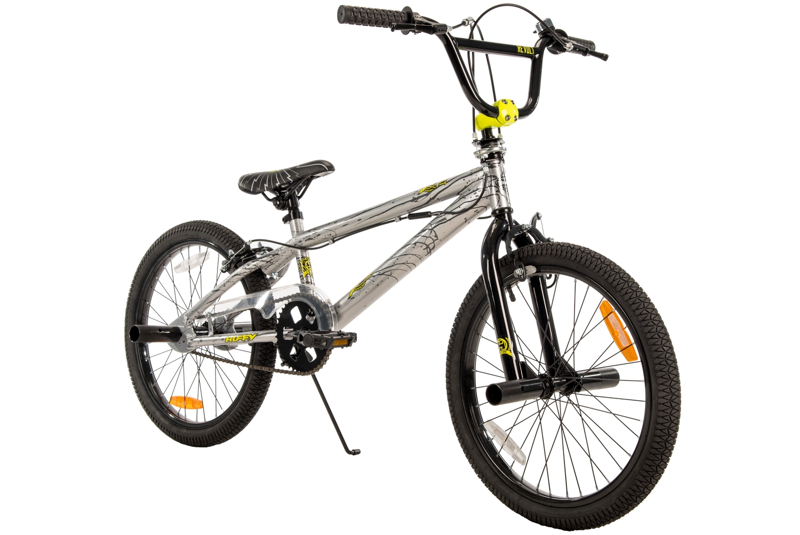 "Huffy: 20"" Revolt BMX - Boys Bike image"