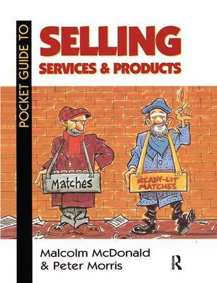 Pocket Guide to Selling Services and Products by Peter Morris image
