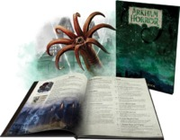 Arkham Horror: Third Edition - Deluxe Rulebook