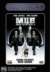 Superbit - Men In Black II on DVD