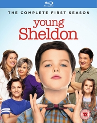 Young Sheldon: Series 1 on Blu-ray