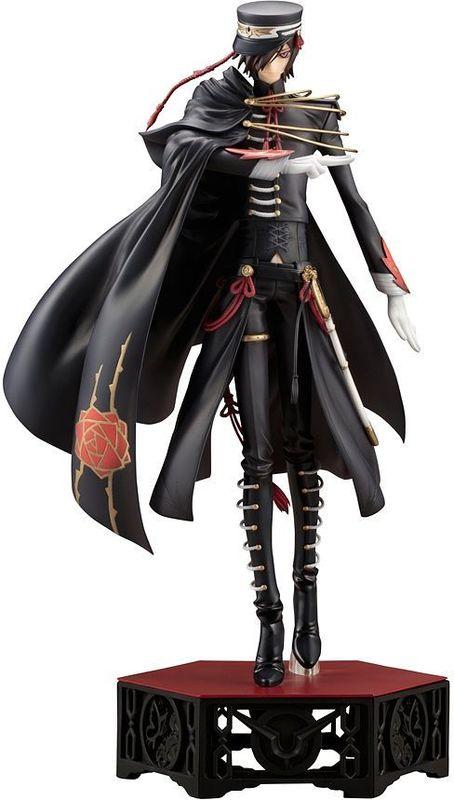 Code Geass ARTFX J: Lelouch Code Black - PVC Figure