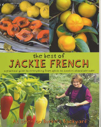 The Best of Jackie French's Garden by Jackie French