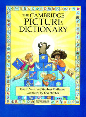 The Cambridge Picture Dictionary Picture dictionary by David Vale image