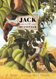 Jack and the Beanstalk by E Nesbit image