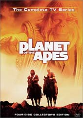 Planet of the Apes TV Series Box Set on DVD