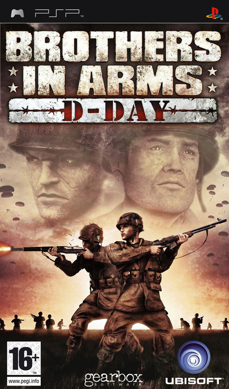 Brothers in Arms: D-Day (Essentials) for PSP