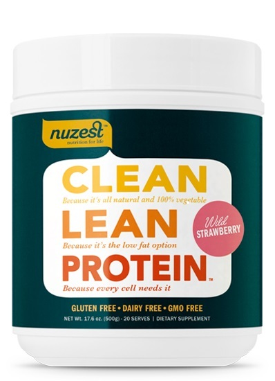 Clean Lean Protein - 500g (Strawberry)