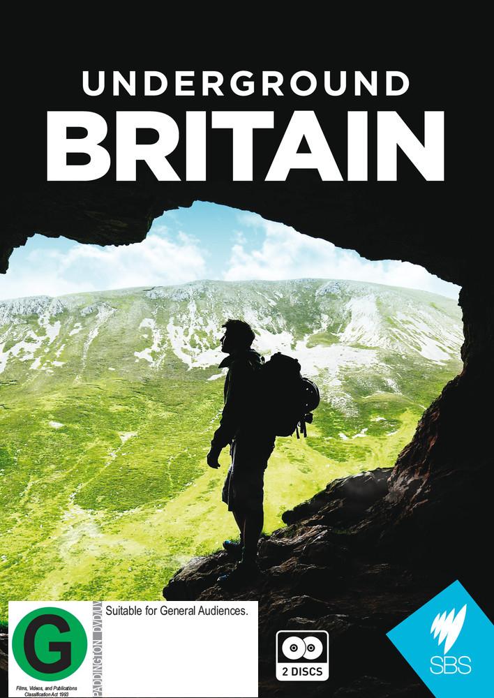 Underground Britain on DVD image