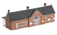 Hornby: High Brooms Station image