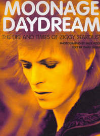 Moonage Daydream by David Bowie image
