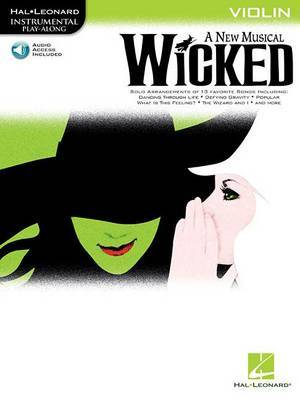 Hal Leonard Instrumental Play-Along by Stephen Schwartz