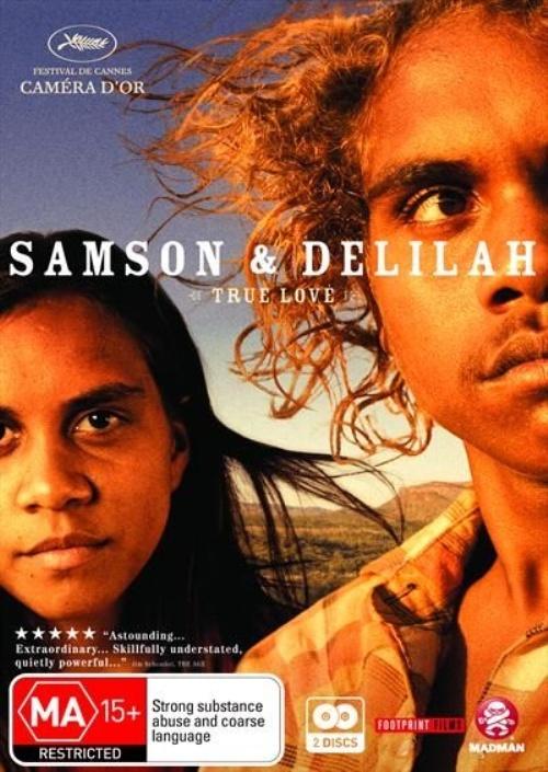 Samson & Delilah on DVD image