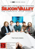 Silicon Valley - The Complete Third Season on DVD
