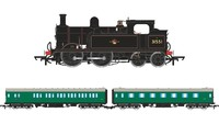 Hornby: Wainwright H Class 0-4-4T Early BR Train Pack