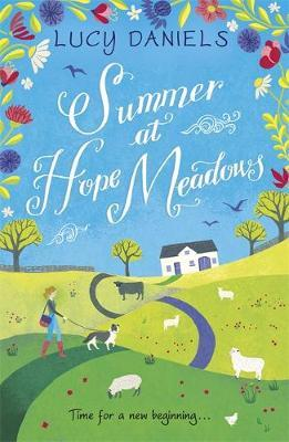 Summer at Hope Meadows by Lucy Daniels image