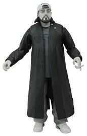 Clerks: Series 2 - Silent Bob (Black & White Ver.) Action Figure