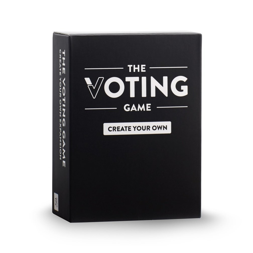 The Voting Game Create Your Own image