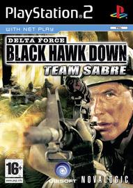 Delta Force: Black Hawk Down - Team Sabre for PlayStation 2 image