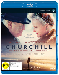 Churchill on Blu-ray image