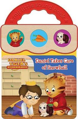 Daniel Takes Care of Snowball (Daniel Tiger) by Scarlett Wing