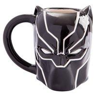 Marvel: Black Panther Ceramic Sculpted Mug (20oz) image