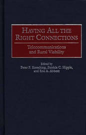 Having All the Right Connections by Peter F. Korsching