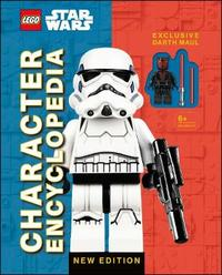 LEGO Star Wars Character Encyclopedia New Edition by Elizabeth Dowsett image