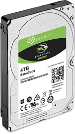 "4TB Seagate BarraCuda 2.5"" 5400RPM SATA HDD"