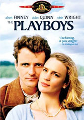 The Playboys on DVD