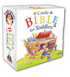 Candle Bible for Toddlers Library: Candle Library by Juliet David
