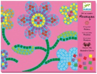 Djeco: Design - Flowers Mosaic
