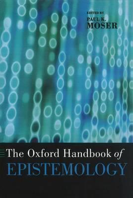 The Oxford Handbook of Epistemology image