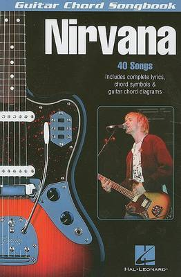 Guitar Chord Songbook - Nirvana by Nirvana image