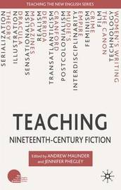 Teaching Nineteenth-Century Fiction image