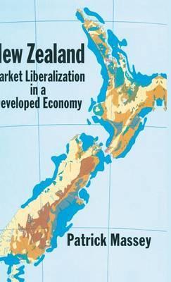New Zealand by Patrick Massey