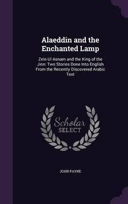 Alaeddin and the Enchanted Lamp by John Payne image
