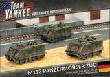Flames of War: Team Yankee M113 Panzermorser Zug (x3)