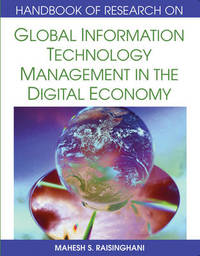 Global Information Technology Management in the Digital Economy by Mahesh S Raisinghani image