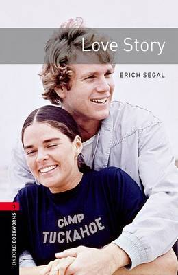 Oxford Bookworms Library: Level 3:: Love Story by Erich Segal image