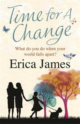 Time for a Change by Erica James image