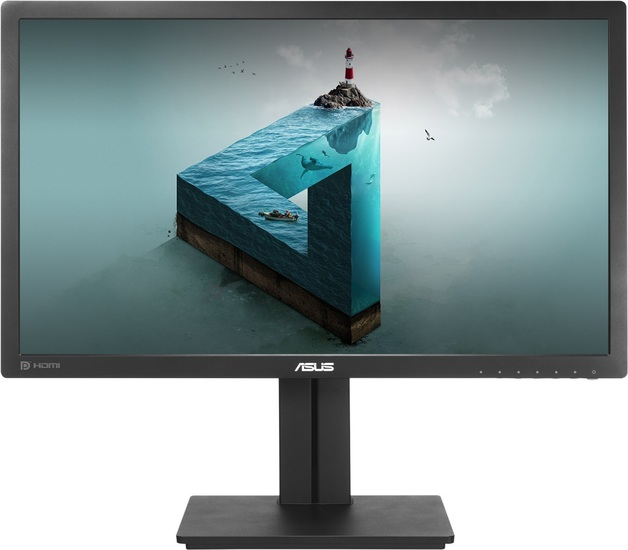 "27"" ASUS 100% sRGB Color Accurate Monitor"