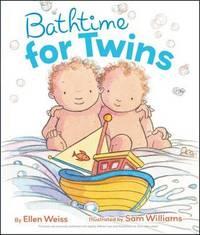 Bathtime for Twins by Ellen Weiss