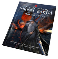 Adventures in Middle-Earth - Player's Guide by Cubicle 7 image