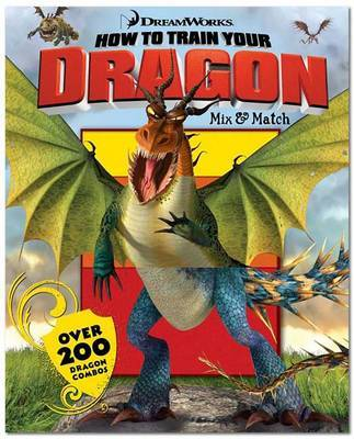 How to Train Your Dragon Mix & Match by David Roe