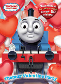 Thomas' Valentine Party by W. Awdry