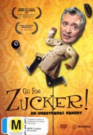 Go For Zucker! on DVD image